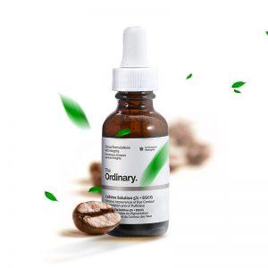 The Ordinary Caffeine Solution 5% + EGCG (Tinh chất dưỡng mắt, ngăn ngừa bọng mắt quầng thâm)