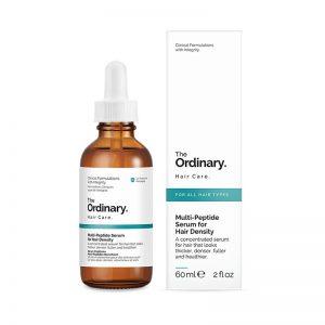The Ordinary Multi-Peptide Serum For Hair Density (Tinh chất phục hồi, ngăn ngừa tóc gãy rụng)
